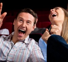 Date Idea: Laugh Out Loud Fun