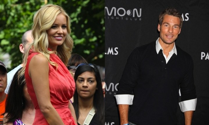 Cupid's Pulse Article: 'Bachelor' Alum Emily Maynard Is Spotted Without Engagement Ring