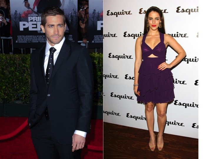 Cupid's Pulse Article: Jake Gyllenhaal Keeps His Dating Options Open with 90210 Star