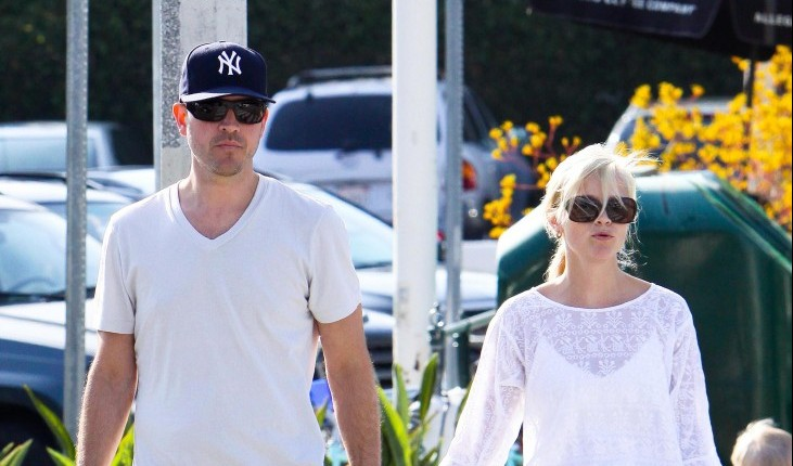 Cupid's Pulse Article: Reese Witherspoon Returns from Honeymoon With Jim Toth
