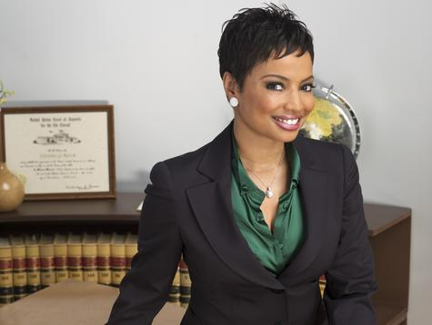 Cupid's Pulse Article: Cupid Exclusive: 'Divorce Court' Judge Lynn Toler Talks Divorce, Domestic Violence and Hollywood Couples