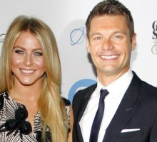 Julianne Hough Talks Babies … With Ryan Seacrest?