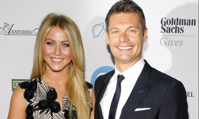Cupid's Pulse Article: Julianne Hough Proclaims Love for Ryan Seacrest On Air