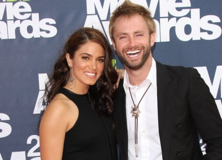 Nikki Reed and Paul McDonald. Photo: Andrew Evans / PR Photos
