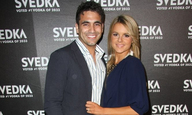 Cupid's Pulse Article: Ali Fedotowsky Explains Why She Left Roberto Martinez