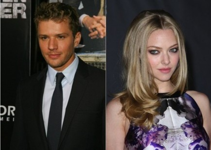 Ryan Phillippe and Amanda Seyfried. Photo: Andrew Evans / PR Photos