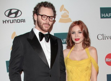 Sean Parker and Alexandra Lenas. Photo: Andrew Evans  / PR Photos