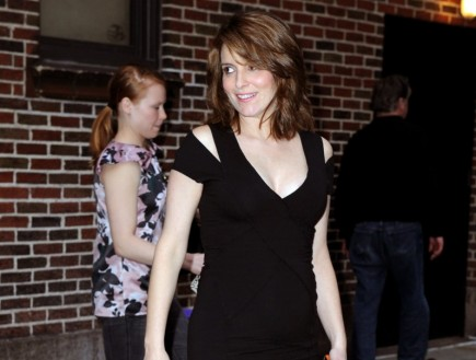 Cupid's Pulse Article: Funny Girl Tina Fey Welcomes a Baby Daughter