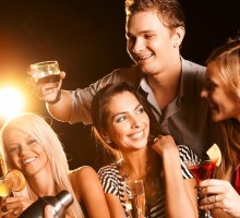 What Do the Drinking Habits of Singles Reveal?