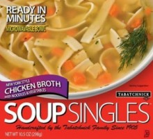Sponsored Post: Comfort Food for Singles