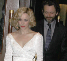 Rachel McAdams and Michael Sheen Hit the Red Carpet Together