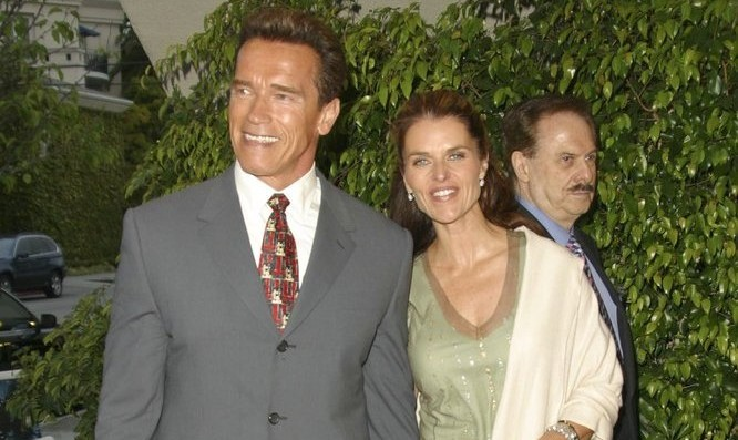 Cupid's Pulse Article: Arnold Schwarzenegger to Give Maria Shriver Generous Settlement