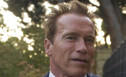 Cupid's Pulse Article: Arnold Schwarzenegger's Love Child: Did He Break Up Housekeeper's Marriage?