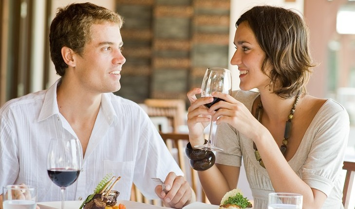Couple on a date. Photo: EastWestImaging / Bigstock.com