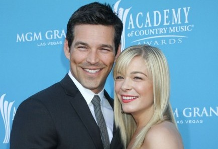 Cupid's Pulse Article: Eddie Cibrian & LeAnn Rimes Play House
