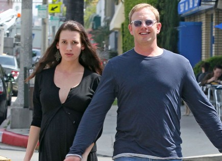 Cupid's Pulse Article: Former '90210' Star Ian Ziering Prepares to Welcome Baby #2