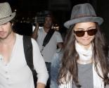'Vampire Diaries' Stars Ian Somerhalder and Nina Dobrev Pack on PDA