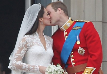 Cupid's Pulse Article: Every Royal Divorce Begins with a Royal Kiss