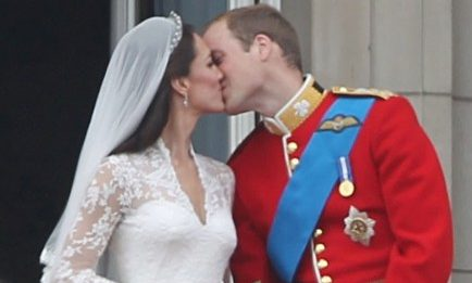 Cupid's Pulse Article: Celebrity Wedding: Prince William Felt Princess Diana's Spirit at His Wedding