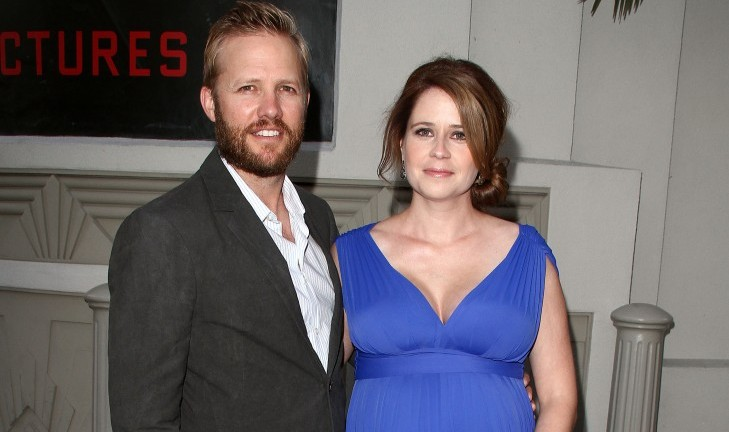 Cupid's Pulse Article: Jenna Fischer and Husband Lee Kirk Welcome Second Baby