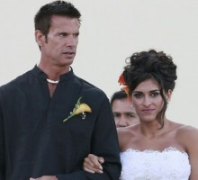 Lorenzo Lamas Marries for the Fifth Time