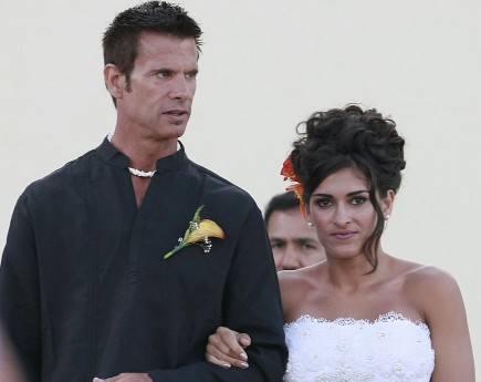 Cupid's Pulse Article: Lorenzo Lamas Marries for the Fifth Time
