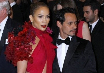 Cupid's Pulse Article: Marc Anthony Threatens to Quit Latin TV Show After Fight with Jennifer Lopez