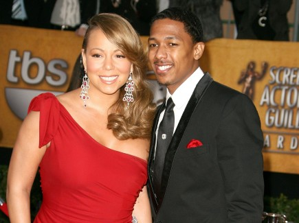 Mariah Carey and Nick Cannon. Photo: Juan Rico/Fame Pictures