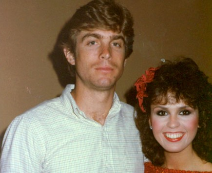 Stephen Craig and Marie Osmond. Photo: FPA/Fame Pictures