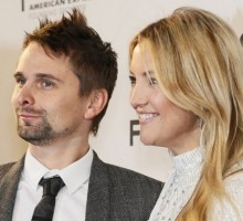 Kate Hudson and Matt Bellamy Are Engaged!