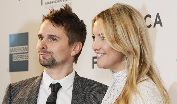 Cupid's Pulse Article: Kate Hudson and Matt Bellamy Are Engaged!
