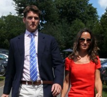 Pippa Middleton and Boyfriend Alex Loudon Said to Have Split