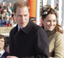 Kate Middleton Attends Wedding with Future In-Laws