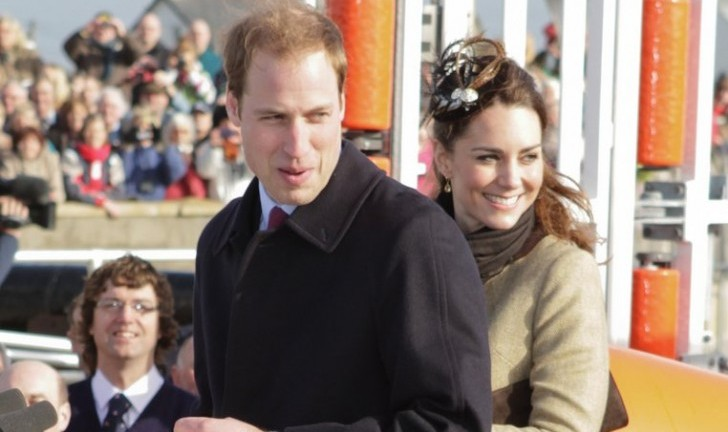 Cupid's Pulse Article: Prince William and Kate Middleton Visit Wedding Chapel Together
