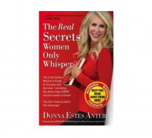 Donna Estes Antebi Talks 'The Real Secrets Women Only Whisper'