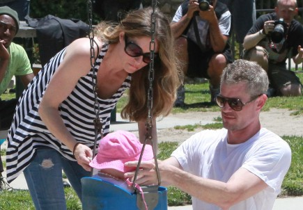 Cupid's Pulse Article: Eric Dane Loves His Wife Rebeccca Gayheart More Than Ever