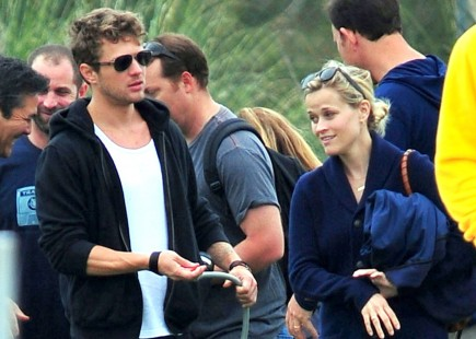 Ryan Phillippe and Reese Witherspoon. Photo: Boaz/Worm/Flynetpictures.com