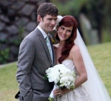 Newlywed Sara Rue Says She's Never Been Happier