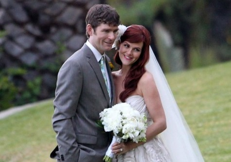 Cupid's Pulse Article: Newlywed Sara Rue Says She's Never Been Happier