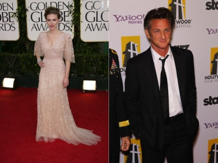Cupid's Pulse Article: Scarlett Johansson and Sean Penn Confirm Relationship with PDA