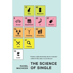 Cupid's Pulse, author interview, Rachel Machacek, The Science of Single