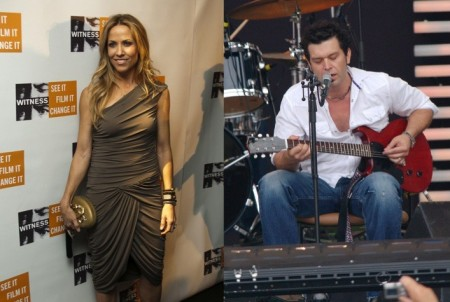 Sheryl Crow and Doyle Bramhall II. Photo: Marco Sagliocco / PR Photos; Daniel Locke / PR Photos
