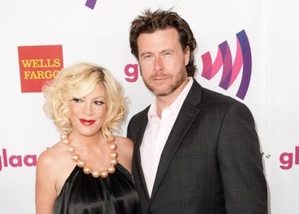 Tori Spelling and Dean McDermott. Photo: Brandon Parry / PR Photos