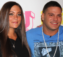Are Jersey Shore's Sammi and Ronnie Back Together?