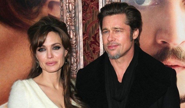 Cupid's Pulse Article: Famous Couple Brad Pitt and Angelina Jolie Enjoy a Weekend Celebrity Getaway Without Kids
