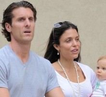 Celebrity News: Bethenny Frankel and Jason Hoppy Ignore Each Other at Daughter's Birthday