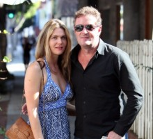 Piers Morgan and Wife Are Expecting First Child Together
