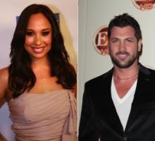 Cheryl Burke and Maksim Chmerkovskiy: Not Dating