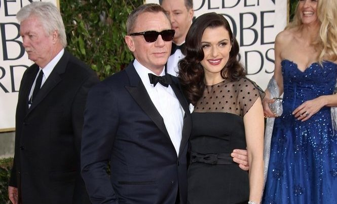Cupid's Pulse Article: Daniel Craig and Rachel Weisz Secretly Wed