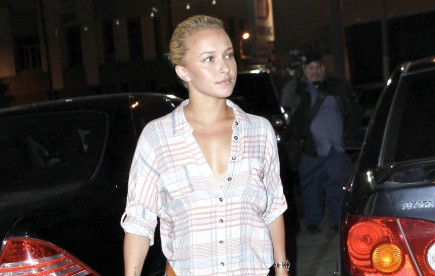 Cupid's Pulse Article: Is Hayden Panettiere Dating NFL Star Mark Sanchez?